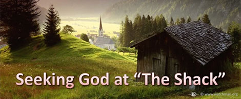 Seeking God at The Shack