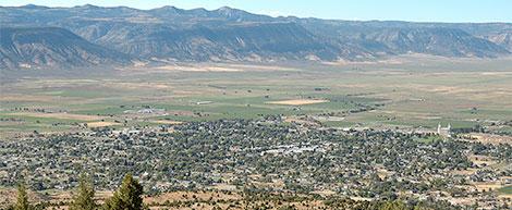 Manti, Utah