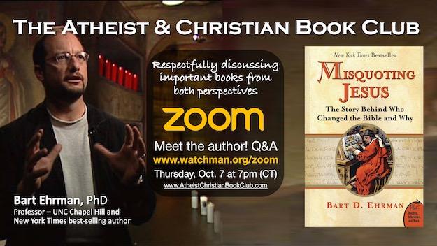 Atheist & Christian Book Club