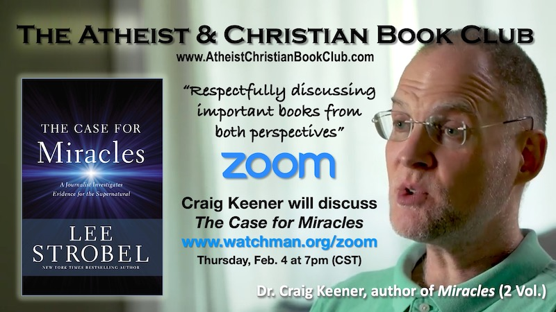 Atheist & Christian Book Club